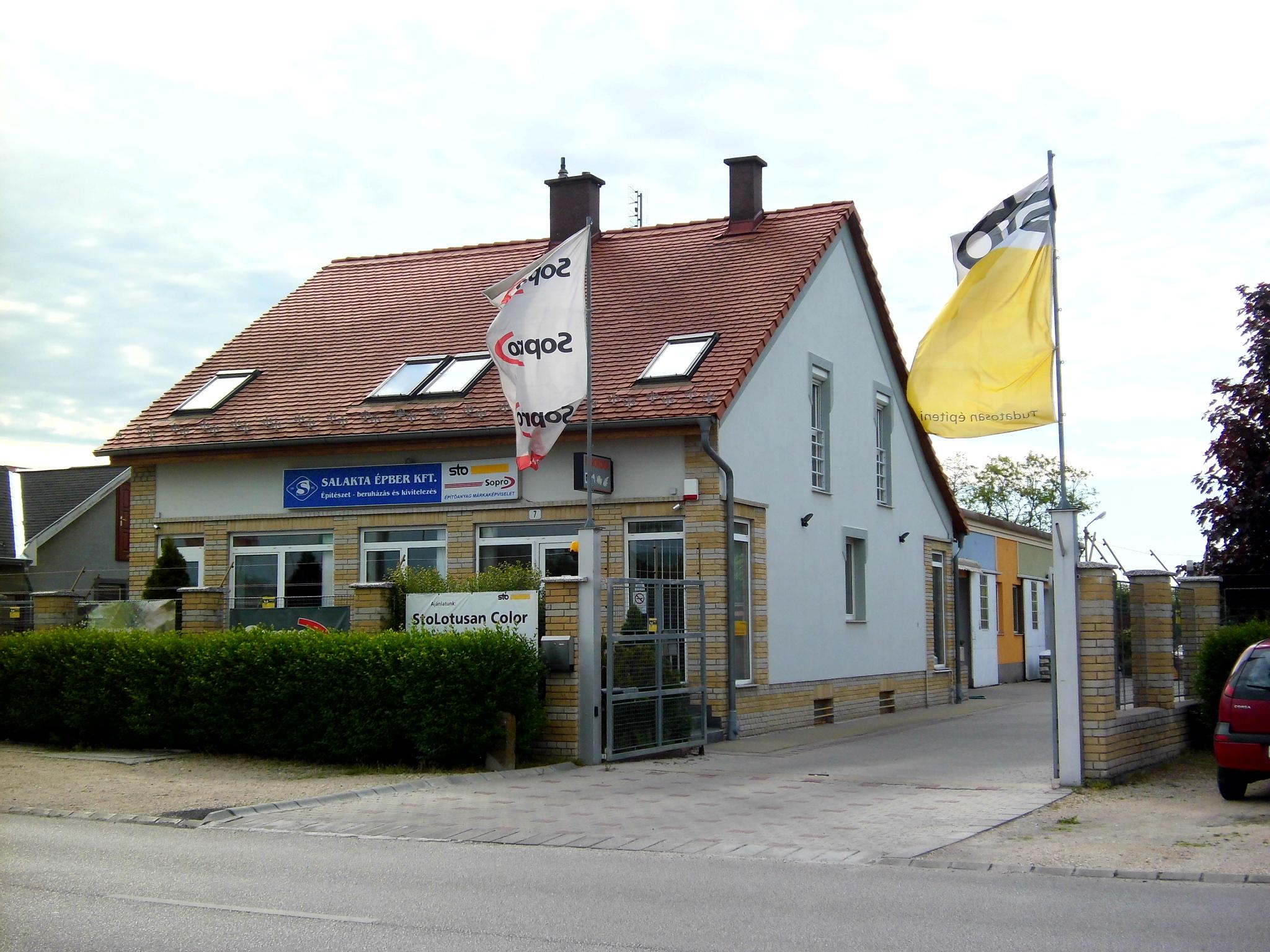sto sopro képviselet Győrben